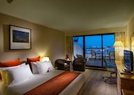 City view room, Crowne Plaza, Muscat