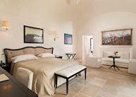 Deluxe room, Masseria Torre Maizza, Fasano