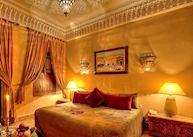 Deluxe room, Riad Kniza, Marrakesh