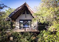 Wilderness Chalet at Masuwe Lodge, Victoria Falls