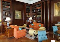 Lobby of the Belmond Hotel, Lima