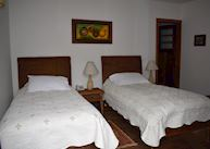 Twin room, Hotel Abadia Colonial