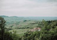 Villa Beccaris, Langhe