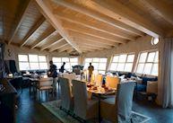 Shipwreck Lodge Main area & dining room