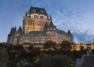 Fairmont Le Chateau Frontenac, Québec City