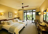 Standard room with garden access at Ilala Lodge, Victoria Falls