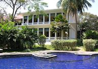 Pool at The Metropole, Mysore