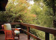 Standard room deck, Sabi Sabi Little Bush Camp