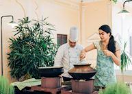 Royal Heritage Haveli Cooking Demonstration, Jaipur