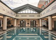 Swimming pool at Belmond Charleston Place