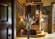 Entrance at Blair Hill Inn