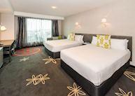 Premium Twin Room at Skycity Hotel Auckland