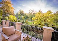 Villa Stephanie balcony
