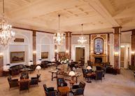 Hotel Atlantic Kempinski lobby