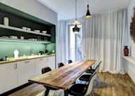 Gorki Apartments, Category 2C dining