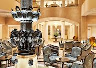 Hotel Adlon Kempinski, Lobby fountain