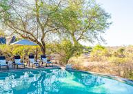 Pool at Thornybush Game Lodge, Thornybush Private Game Reserve