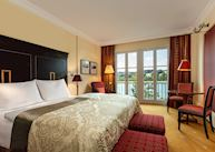 Junior suite, Hotel Schloss Fuschl