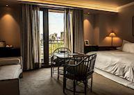 Classic Room, the Singular Santiago