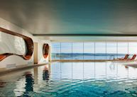 Pool at Cliff House Hotel