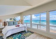 Master Bedroom at Haena Beach House