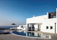Selini Luxury Sunset Villa, Santo Maris Luxury Suites and Spa