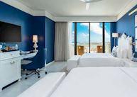 East Tower oceanfront queen room