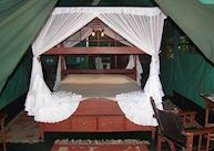 Luxury tent, Samburu Intrepids, Samburu