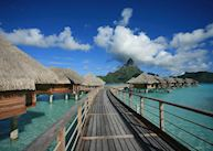 InterContinental Resort and Thalasso Spa, Bora Bora