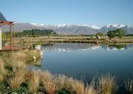 View from Matuka Lodge, Twizel