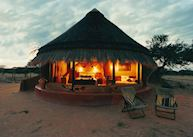 Okonjima Bush Camp, Central Highlands