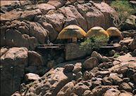Mowani Mountain Camp, Damaraland