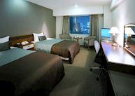 Twin room, ANA Crowne Plaza