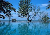 Infinity pool, Knai Bang Chatt, Kep