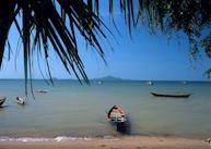 View from Knai Bang Chatt, Kep
