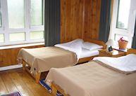 Bedroom, Everest Summit Lodge, Lukla