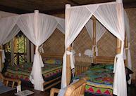 Treehouse room, Coconuts Beach Club, Upolu