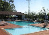 Pool, Hotel Papillon, Encarnacion