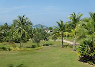 The gardens at The Four Seasons, Langkawi