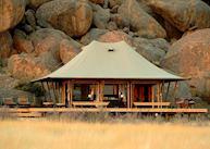 Wolwedans Boulders Camp, NamibRand Nature Reserve