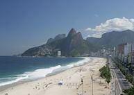 View of Ipanema Beach from the Fasano, Rio de Janeiro