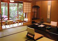Garden View room, Yoshikawa Ryokan