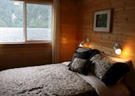 Double Bedroom at Great Bear Lodge
