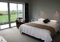 Lake view room with spa bath, Dunluce Bed and Breakfast, Te Anau