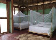 Over water cabana, Akwadup Lodge, San Blas Islands