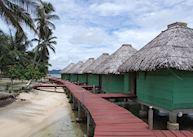 Akwadup Lodge, San Blas Islands