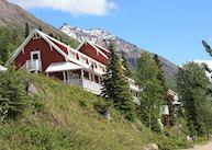 Kennicott Glacier Lodge, McCarthy