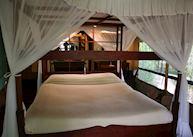 New luxury tent, Samburu Intrepids