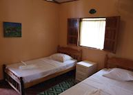 Standard room, Cabanas Paraiso, Isla San Fernando, Solentiname Islands