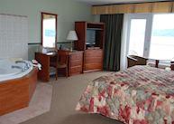 Junior Suite, Auberge des Battures, La Baie